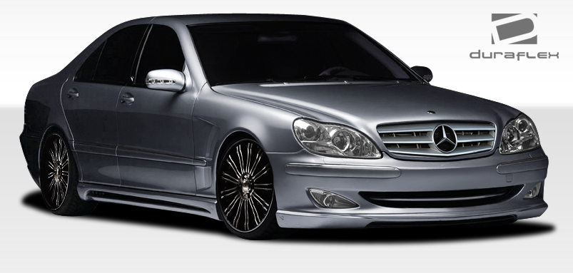 welcome to extreme dimensions item group 2000 2002 mercedes s class w220 duraflex w 2 body. Black Bedroom Furniture Sets. Home Design Ideas