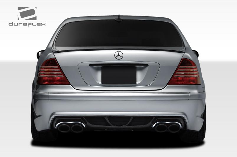 Mercedessclassw W Rear