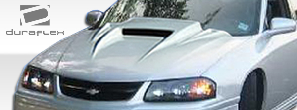 Chevrolet Impala LS Review