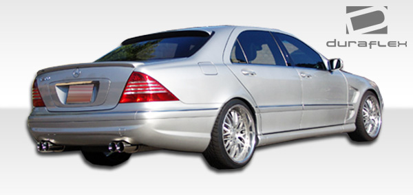 00-06 Mercedes S Class SWB AMG Look Overstock Side Skirts Body Kit!! 103726