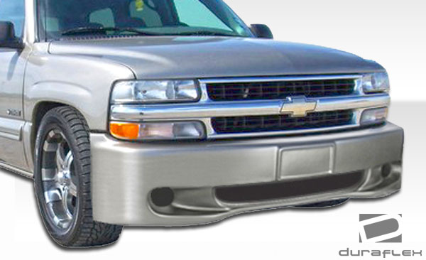 1999 chevrolet silverado front bumper body kit 1999 2002. Black Bedroom Furniture Sets. Home Design Ideas