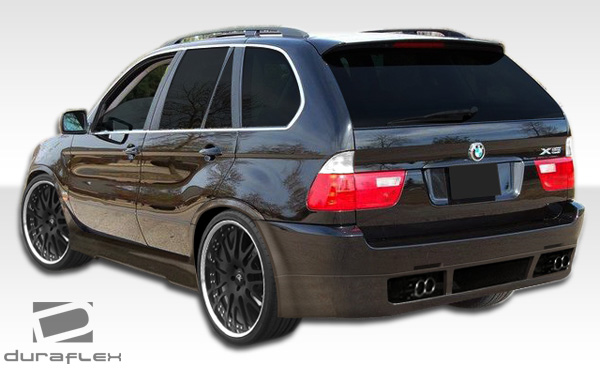 extreme dimensions 2000 2006 bmw x5 e53 duraflex csl look side skirts rocker panels 2 piece. Black Bedroom Furniture Sets. Home Design Ideas
