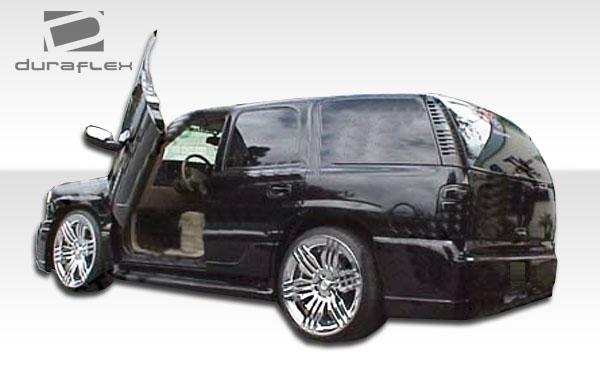 Rear Bumper Body Kit For 2000 Chevrolet Tahoe Chevrolet