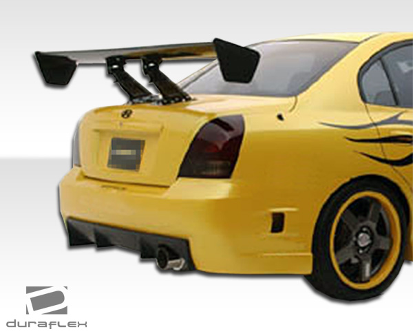 2005 Hyundai Elantra 4DR Fiberglass+ Rear Bumper Body Kit ...