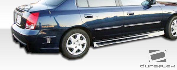 Elantraskylineside on Rocker Panels 2001 Hyundai Elantra