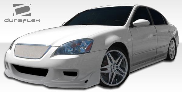 2003 Nissan Altima Fiberglass Front Bumper Body Kit