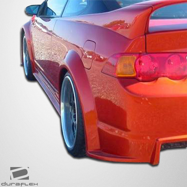02-04 Acura RSX GT300 Duraflex 8 Pcs Full Wide Body Kit