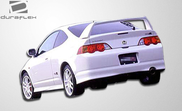 Extreme Dimensions Acura RSX Duraflex Type R Side Skirts - Acura rsx 2002 parts