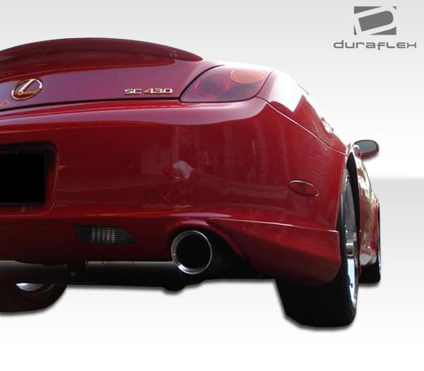 2005 Lexus Sc430: Extreme Dimensions 2002-2005 Lexus SC Series SC430