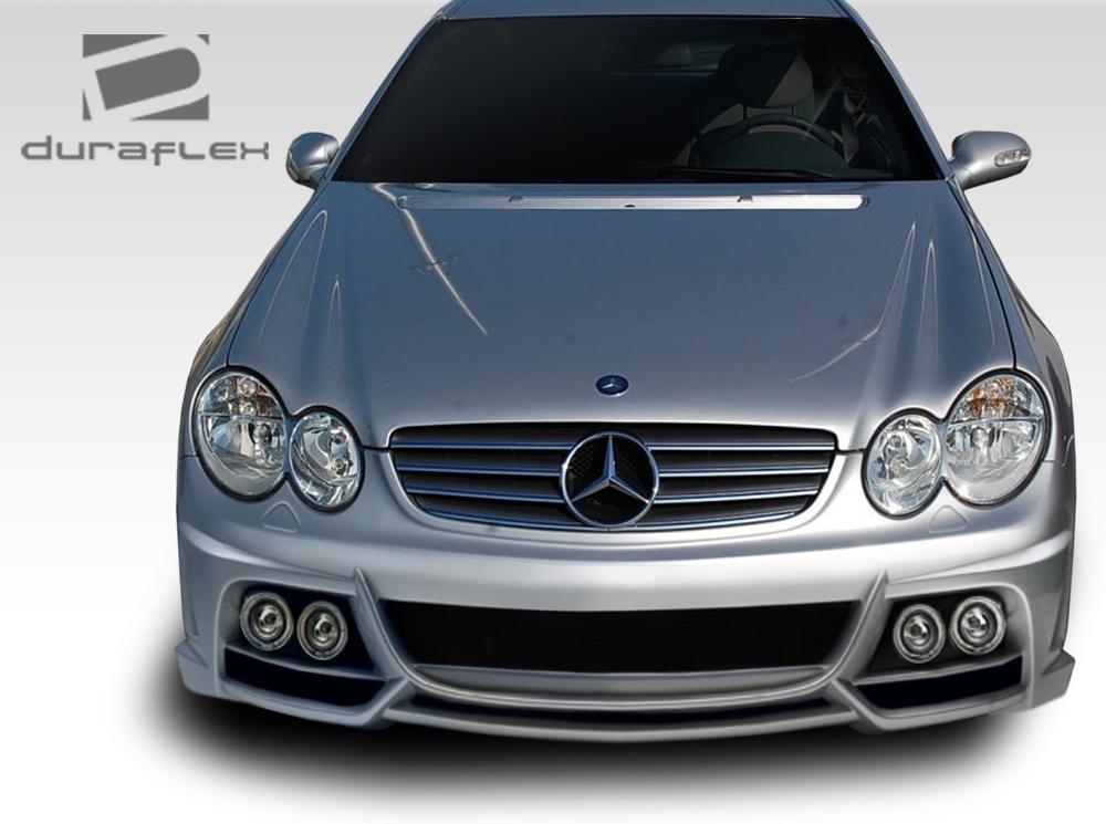 2003 2009 mercedes clk w209 duraflex w 1 body kit 6 for Mercedes benz clk body kit