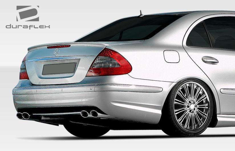 Duraflex E63 Look Rear Per Cover For 2003 2009 Mercedes E Cl W211 4dr Ebay