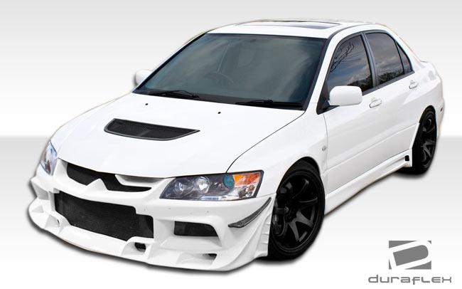 2003 Mitsubishi Lancer Hood