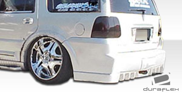 03 06 lincoln navigator vip duraflex rear body kit bumper ebay 103986 picture 2 of 6 sciox Gallery