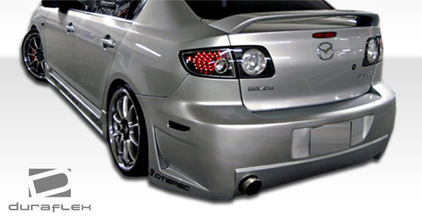 04-09 Mazda Mazda 3 B-2 Duraflex Side Skirts Body Kit!! 100564