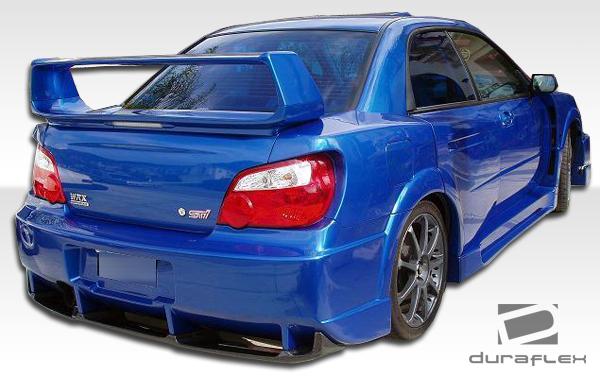 Welcome To Extreme Dimensions Item Group 2004 2005 Subaru Impreza Wrx Sti 4dr Duraflex C