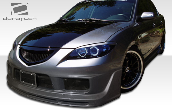 0409 Mazda Mazda 3 4DR K2 Duraflex Full Body Kit 104951  eBay