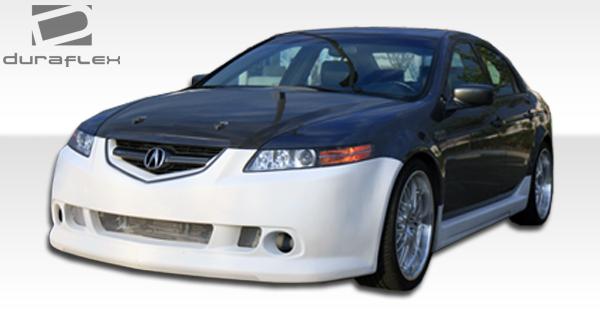 Acura TL Front Bumper Body Kit Acura TL Duraflex K - 2006 acura tsx front bumper