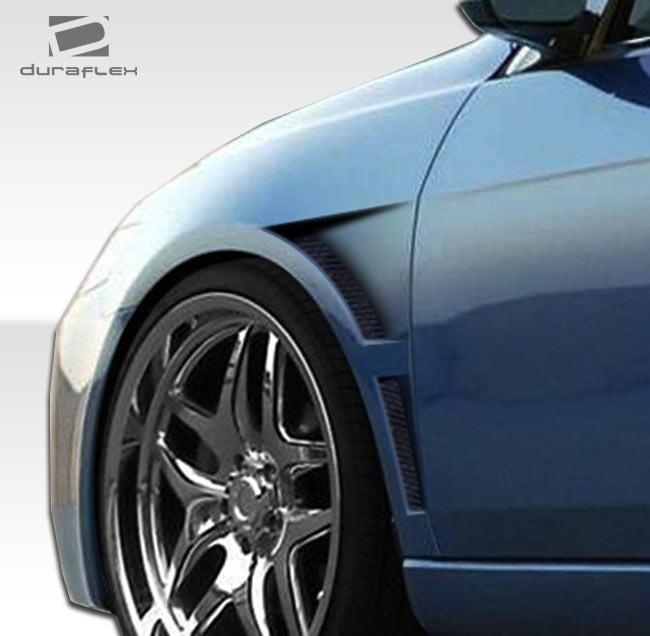 04-08 Acura TSX GT Concept Duraflex Body Kit- Fenders
