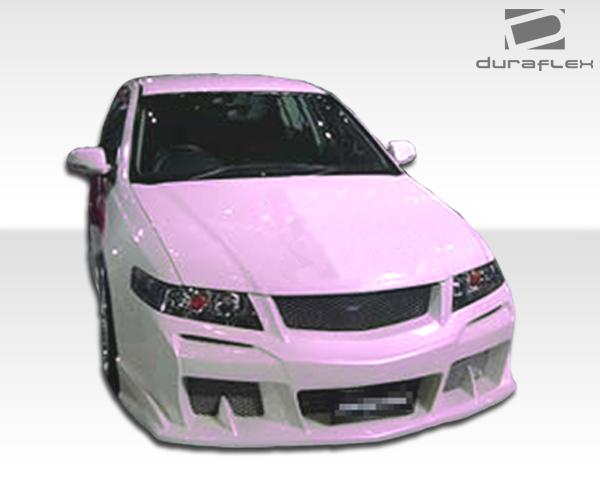 2004-2008 Acura TSX Duraflex Raven Front Bumper Cover