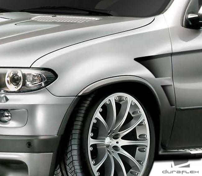 2004-2006 BMW X5 E53 Duraflex Executive Fenders