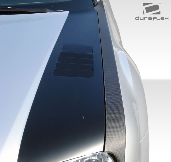 Chrysler 300 300c 2006 2d Small Dash Kit: 2005-2010 Chrysler 300 300C Duraflex Executive Hood