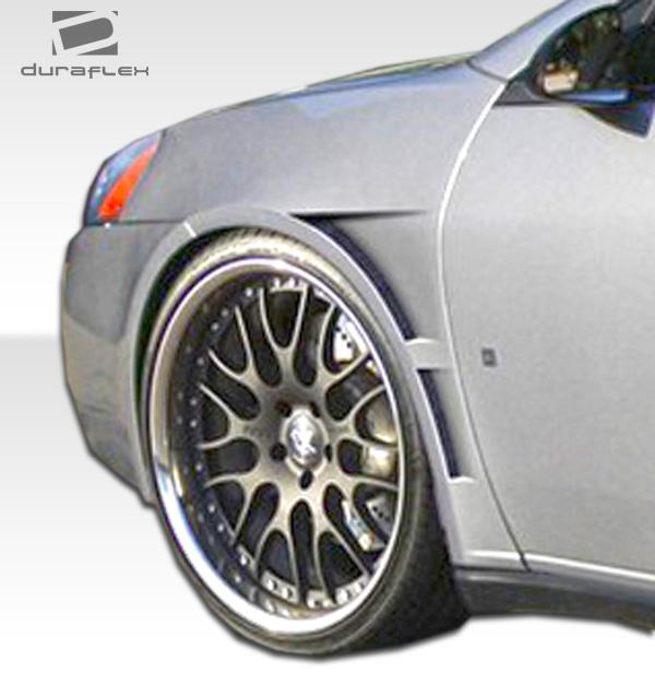 2009 pontiac g6 fender removal