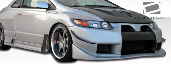 Fender Flare Body Kit For 2009 Honda Civic 2dr 2006 2017
