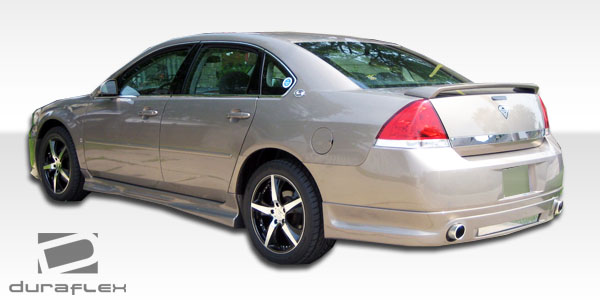 Welcome to Extreme Dimensions :: Item Group :: 2006-2013 Chevrolet Impala Duraflex Racer Body ...
