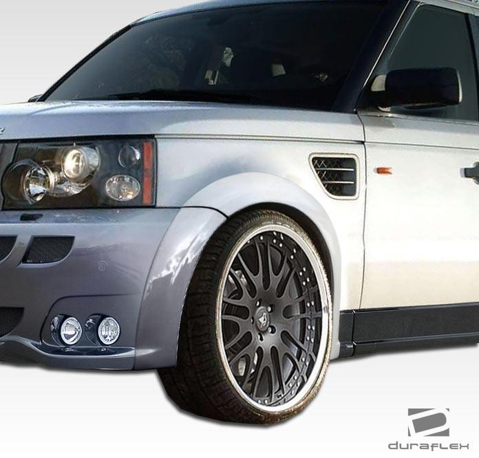 2006-2009 Land Rover Range Rover Sport Duraflex HM-S
