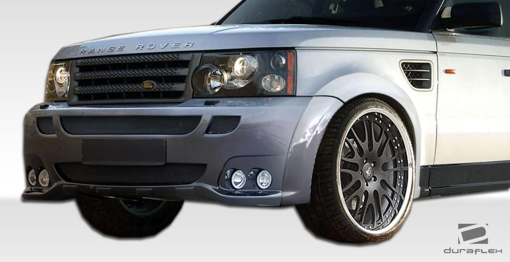 Duraflex HM-S Front Bumper Cover For 2006-2009 Land Rover