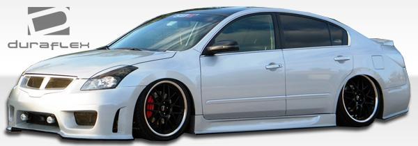 Nissan altima body kit
