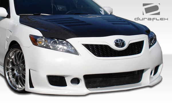 2008 toyota camry fiberglass front bumper body kit 2007. Black Bedroom Furniture Sets. Home Design Ideas