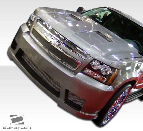 2007 Tahoe Ltz >> Extreme Dimensions 2007-2014 Chevrolet Tahoe Suburban ...