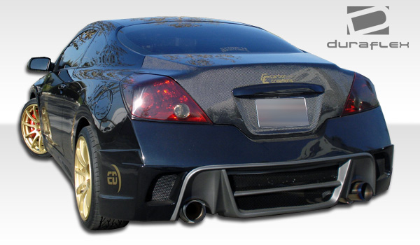 Welcome To Extreme Dimensions Item Group 2008 2009 Nissan Altima 2dr Duraflex Gt R Body