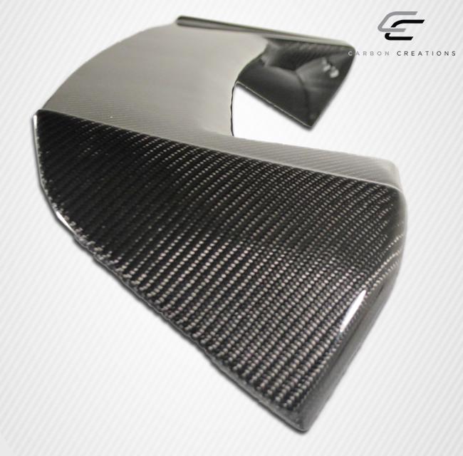 Carbon Fiber Scion Xb With Photos: 08-15 Scion XB OEM Carbon Fiber Creations Body Kit-Wing