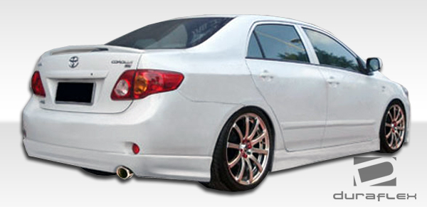 Extreme Dimensions New Product 09 10 Toyota Corolla Gt Sport Body Kit Toyota Nation Forum