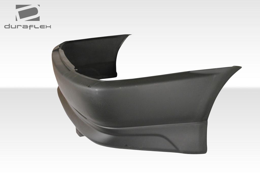 Fiberglass+ Rear Bumper Body