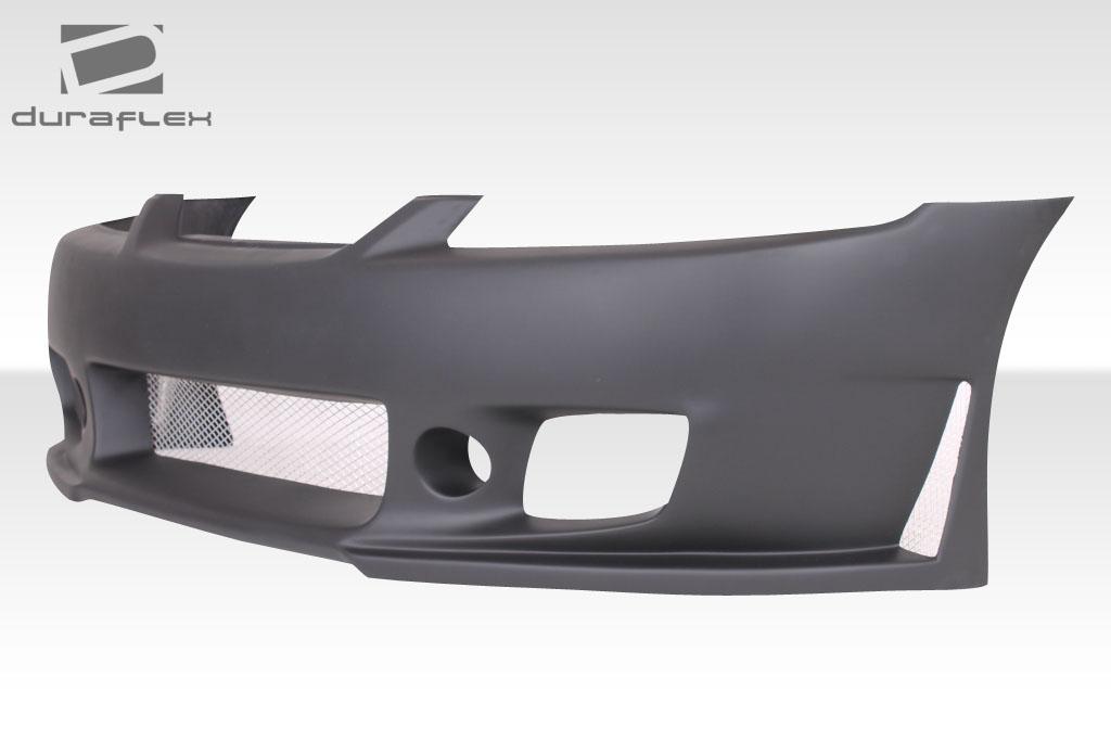 1998 2002 honda accord 2dr duraflex b 2 front bumper cover. Black Bedroom Furniture Sets. Home Design Ideas