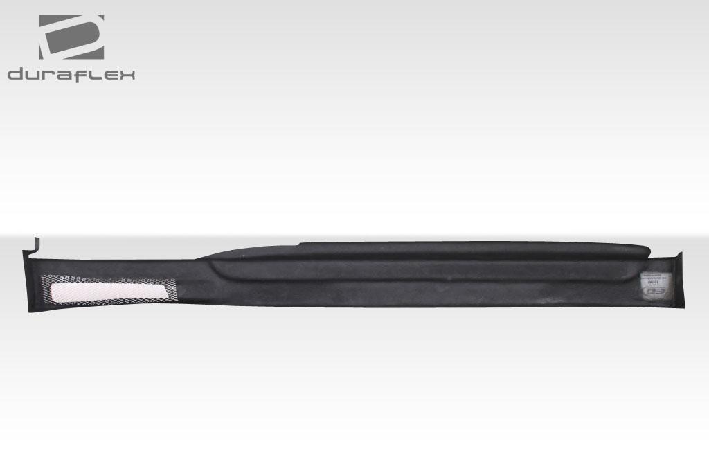 Compatible With Accord 1998-2002 2 Piece Body Kit Brightt Duraflex ED-SJN-588 Spyder Side Skirts Rocker Panels