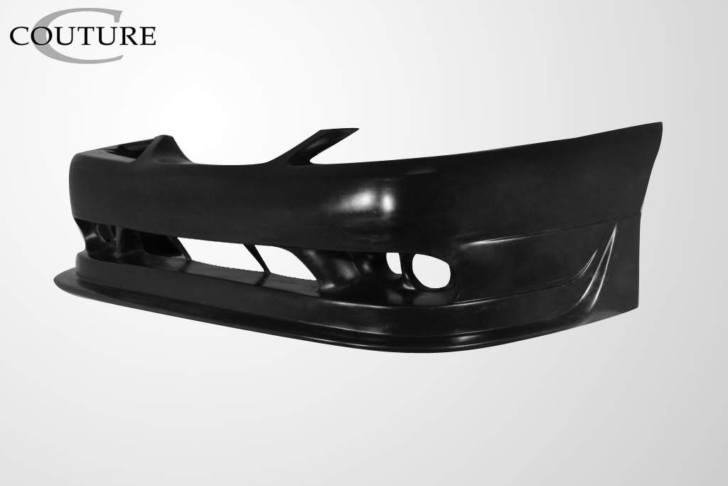 1997 Ford Mustang  - Polyurethane Front Bumper Body Kit  - Ford Mustang Couture Urethane Cobra R Front Bumper Cover - 1 Piece (Overstock)