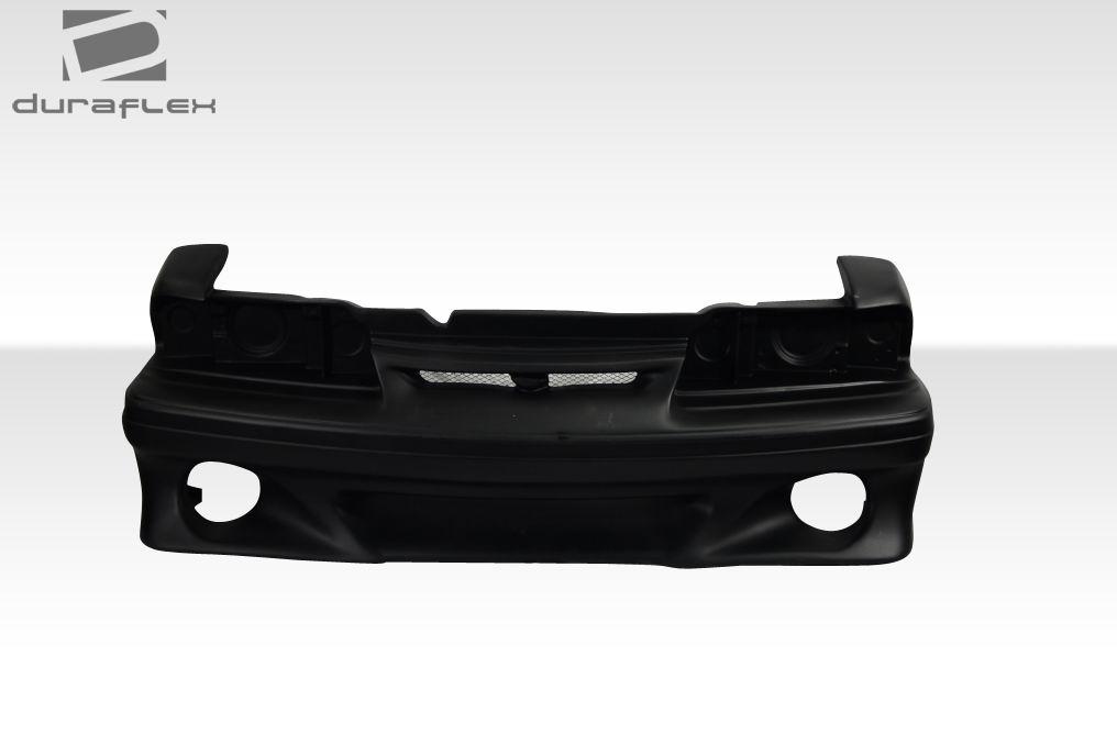 87 93 ford mustang stalker duraflex front body kit bumper 103760 cad picclick ca. Black Bedroom Furniture Sets. Home Design Ideas