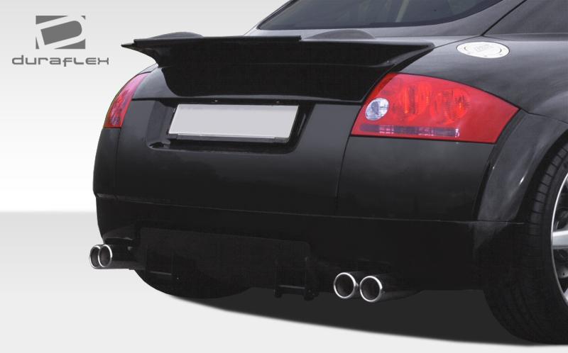 2000 2006 Audi Tt Duraflex Type A Wing Trunk Lid Spoiler
