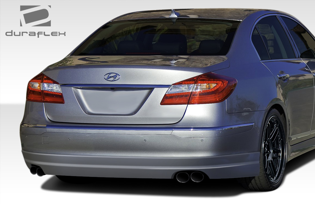 Welcome To Extreme Dimensions Inventory Item 2009 2011 Hyundai Genesis 4dr Duraflex
