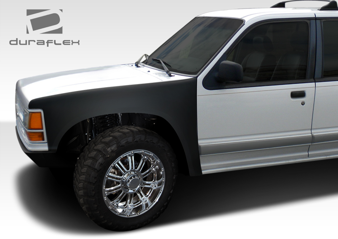Ford Explorer Off Road Accessories
