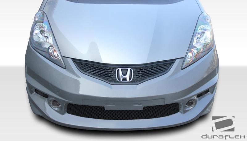2009 2013 honda fit duraflex type m front bumper cover 1. Black Bedroom Furniture Sets. Home Design Ideas