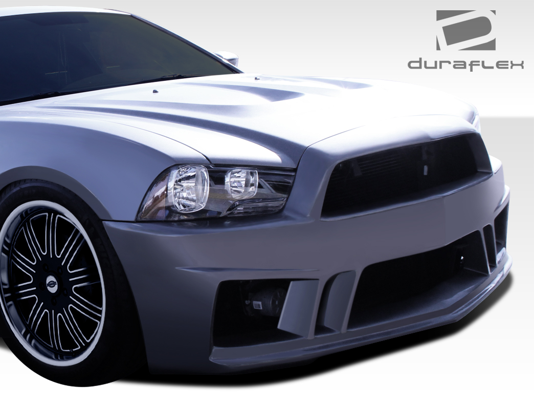 2011 2014 dodge charger duraflex circuit front bumper cover. Black Bedroom Furniture Sets. Home Design Ideas