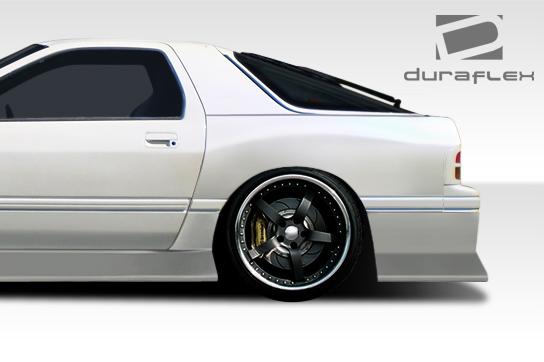 86 91 Mazda Rx7 B Sport Duraflex 8 Pcs Full Wide Body Kit