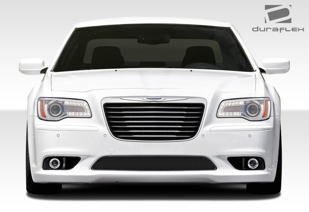2011 2017 chrysler 300 duraflex srt look front bumper cover. Black Bedroom Furniture Sets. Home Design Ideas