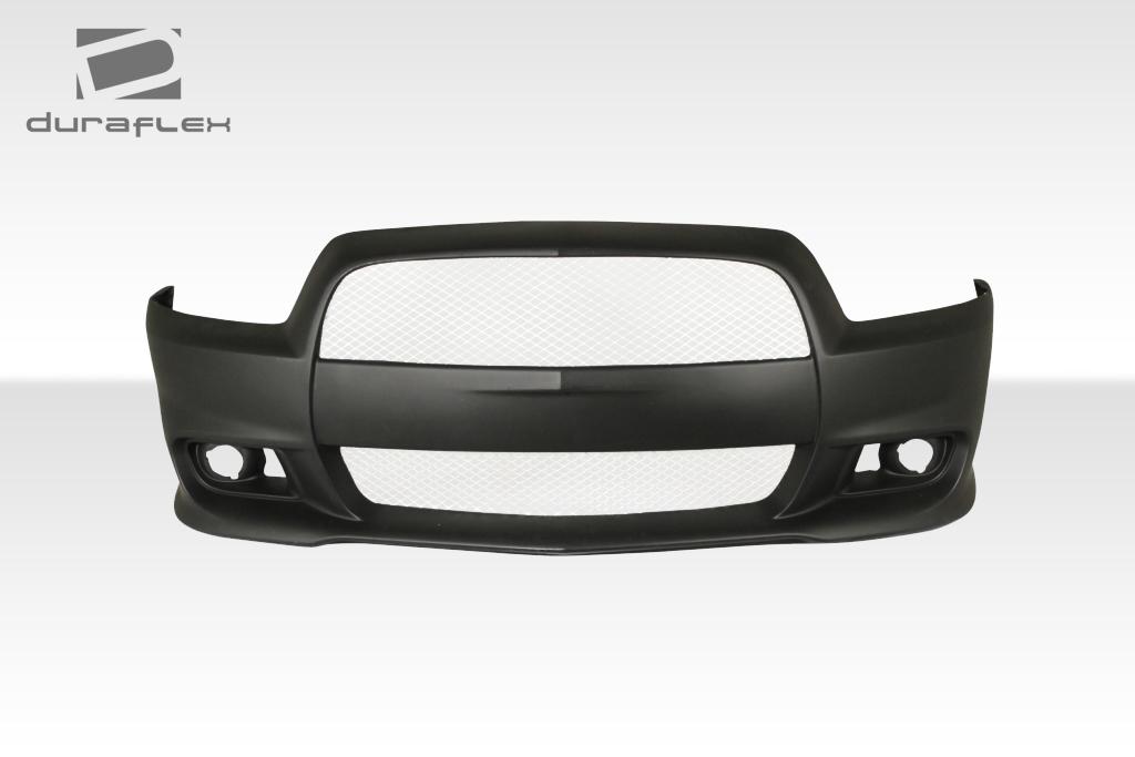fit 2011 2014 charger duraflex srt look front bumper cover. Black Bedroom Furniture Sets. Home Design Ideas