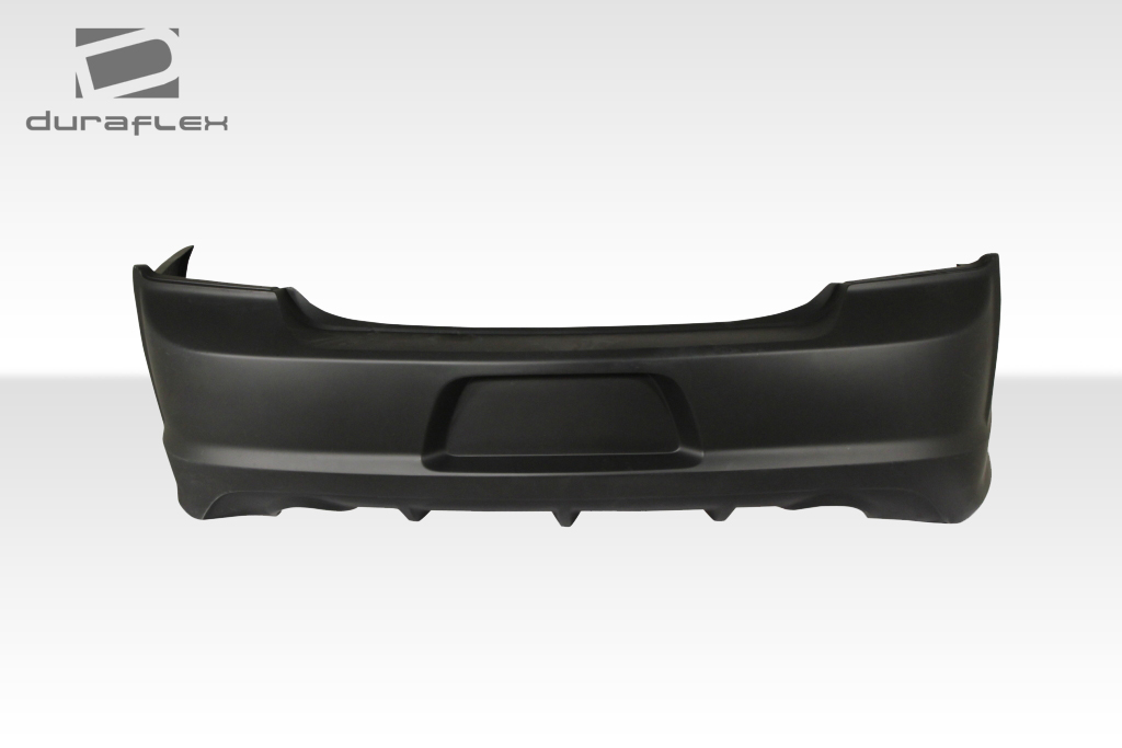 2011 2014 dodge charger duraflex srt look rear bumper. Black Bedroom Furniture Sets. Home Design Ideas